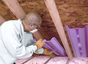 Batting Insulation When Installed Properly Is Still One Of The Best Ways To Insulate A Home My Experienced Crews Are Second None It Comes